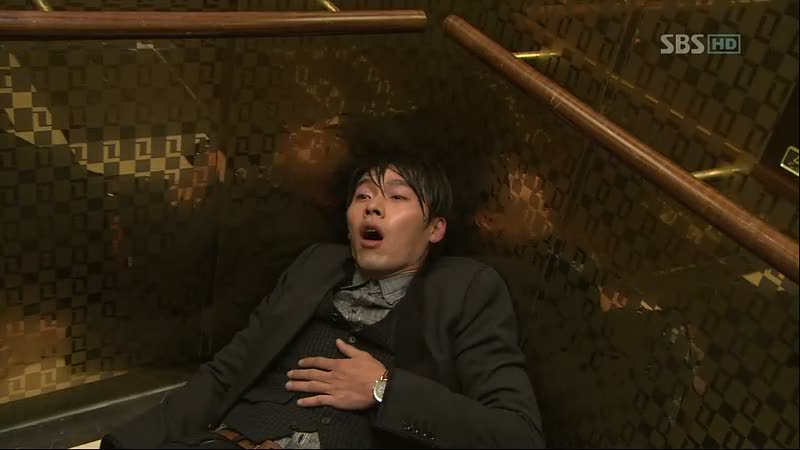 Korean Drama Male Lead Car Accident