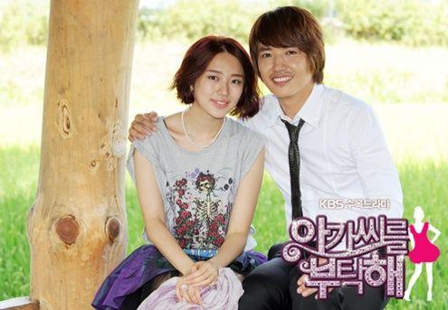 Yoon Eun Hye Boyfriend In Real Life Yoon Sang Hyun And Yoo...