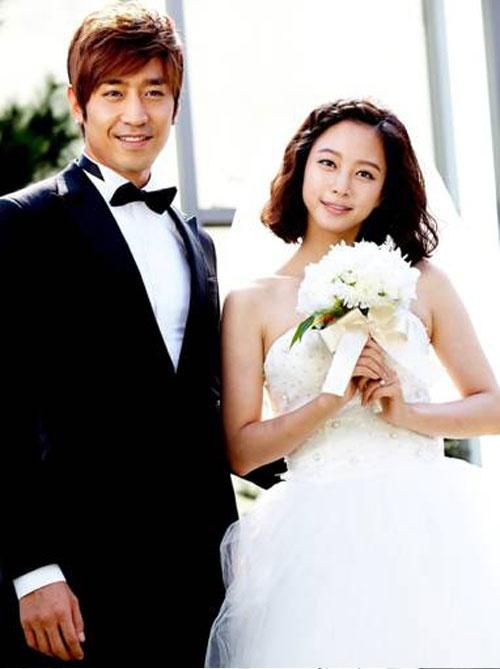 KDrama - Spy Myung Wol] SPOILER ALERT! Kang Woo-Myung Wol Wedding ...